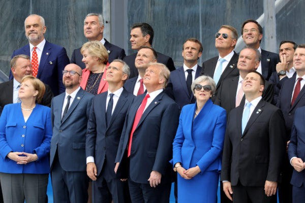 Dr Michael Desch details his USA Today column saying Trump is right to question NATO