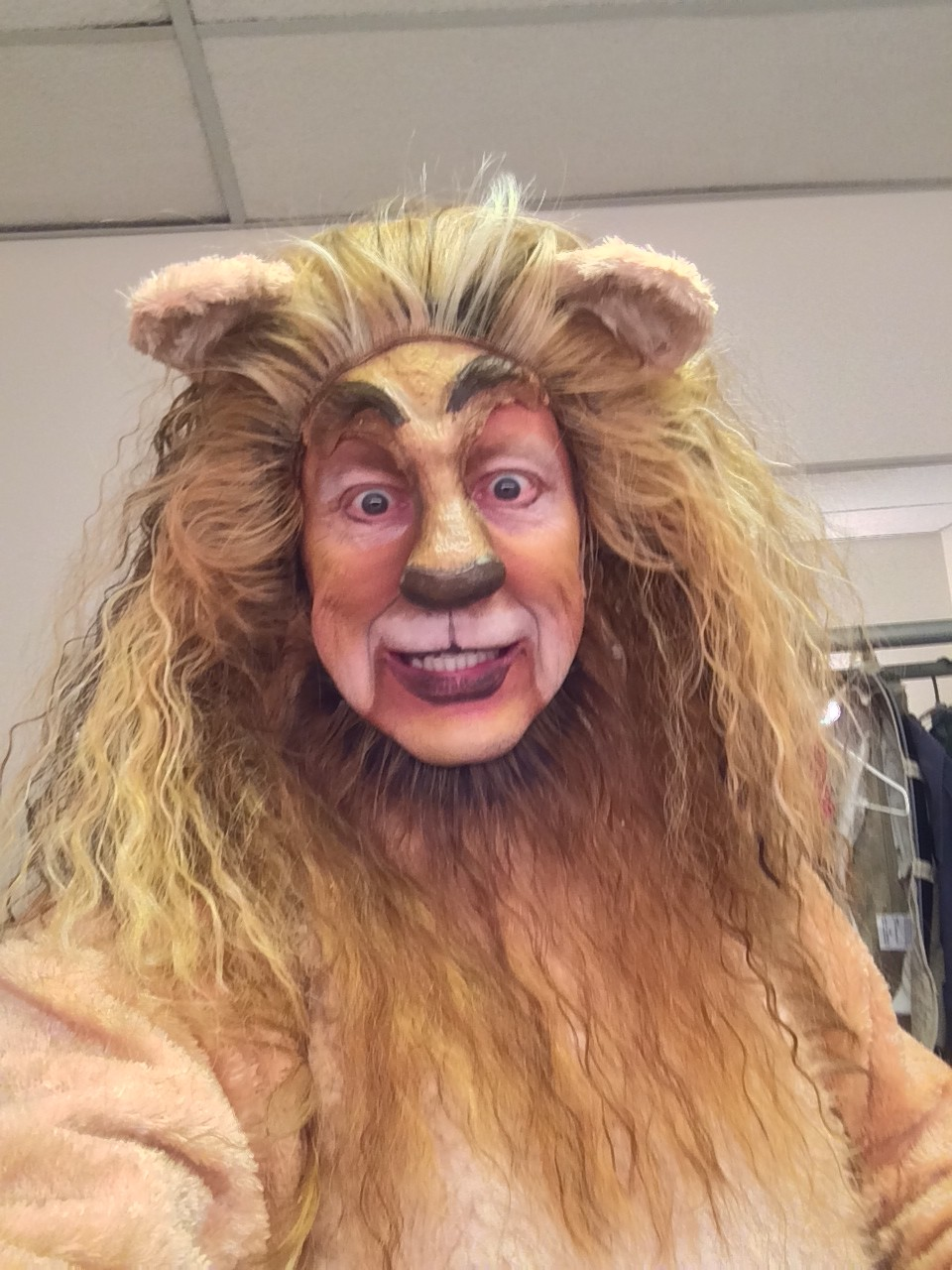 Cowardly Lion E1409837797766 The Mike Gallagher Show